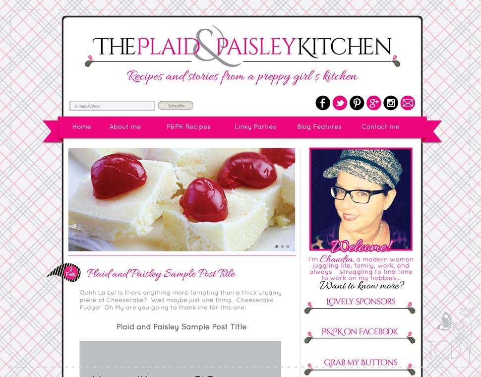 The Plaid & Paisley Kitchen V1.0