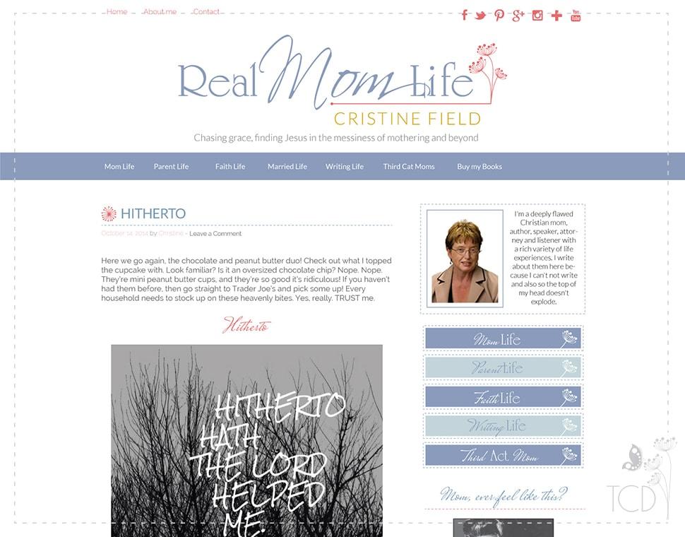 Real Mom Life Blog
