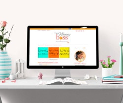 The Nanny Boss Blog Design