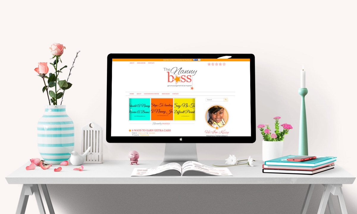 The Nanny Boss Tcn Design Studio
