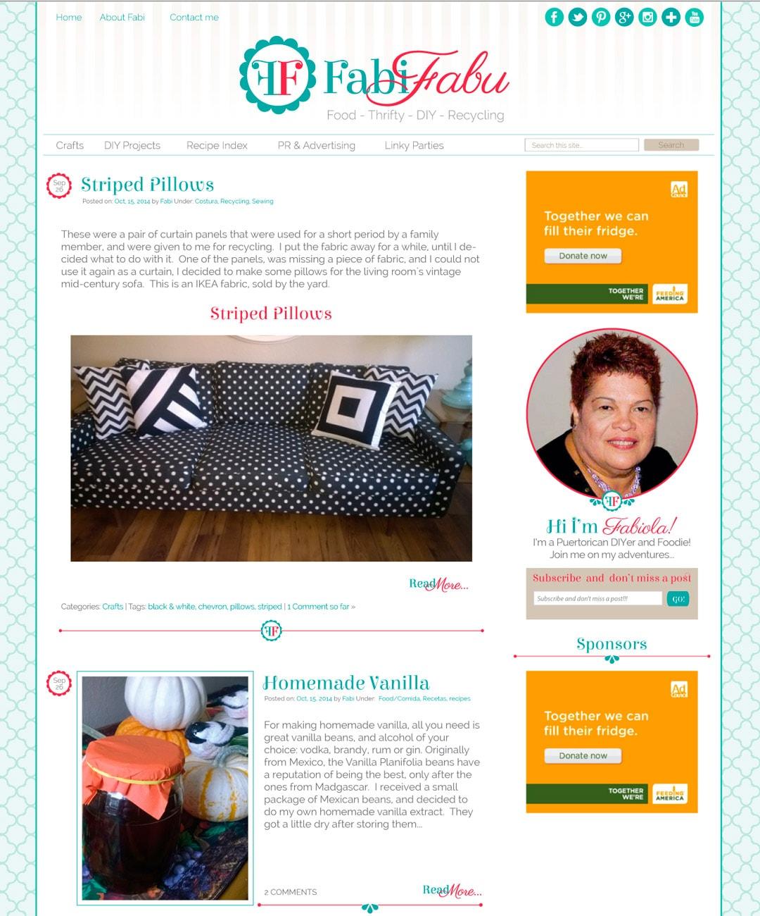 Fabi Fabu Blog 2014
