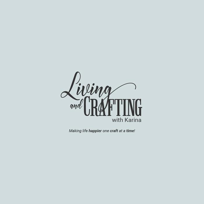 Living and Crafting Alternate LogoLogo