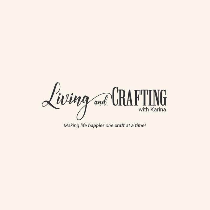 Living and Crafting Main Logo