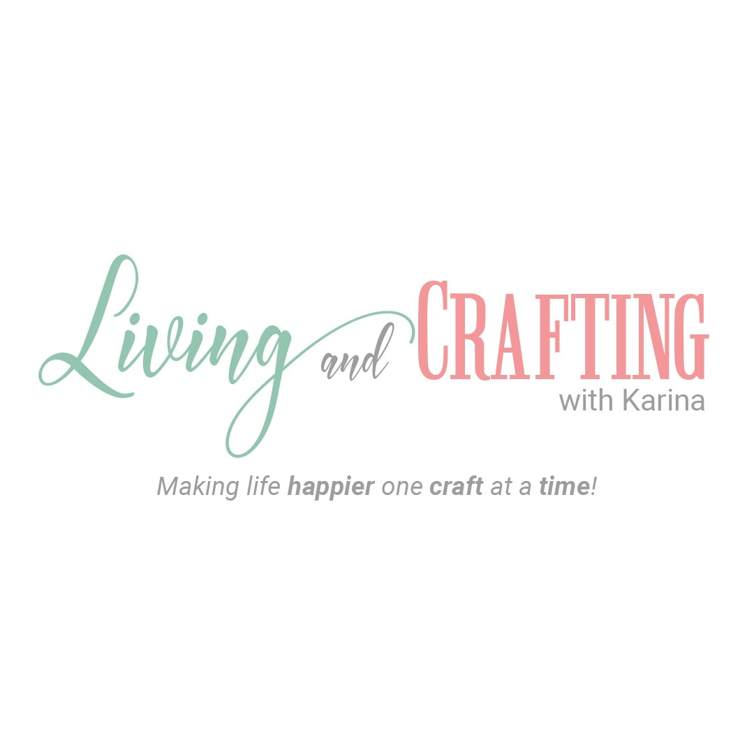 Living and Crafting Logo
