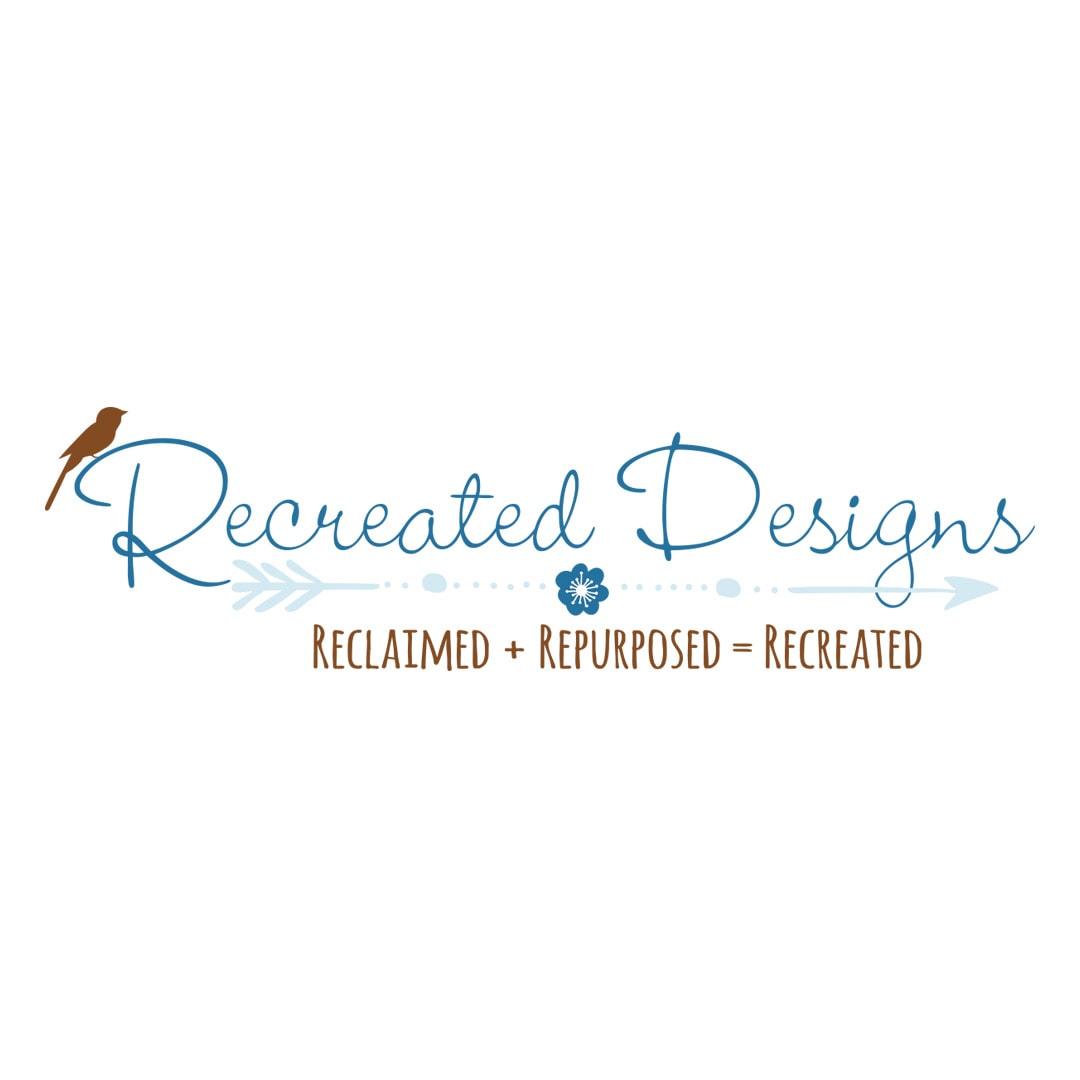 Recreated Designs Logo