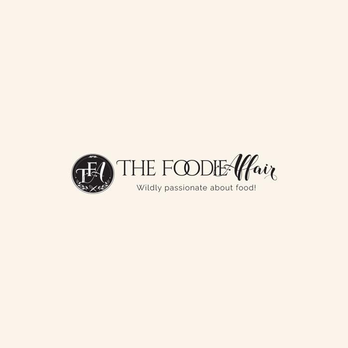 The Foodie Affair Main Logo 2015-2018