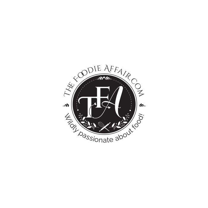 The Foodie Affair Submark Logo 2018