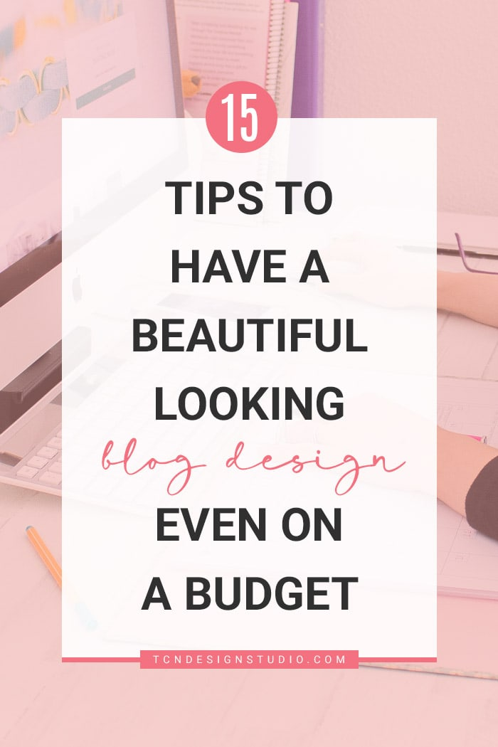 Tips for a Beautiful Looking Blog Design