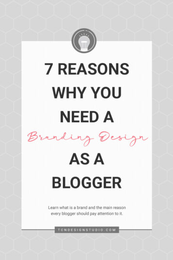 Branding Design: 7 Important Reasons Why you need it as a Blogger