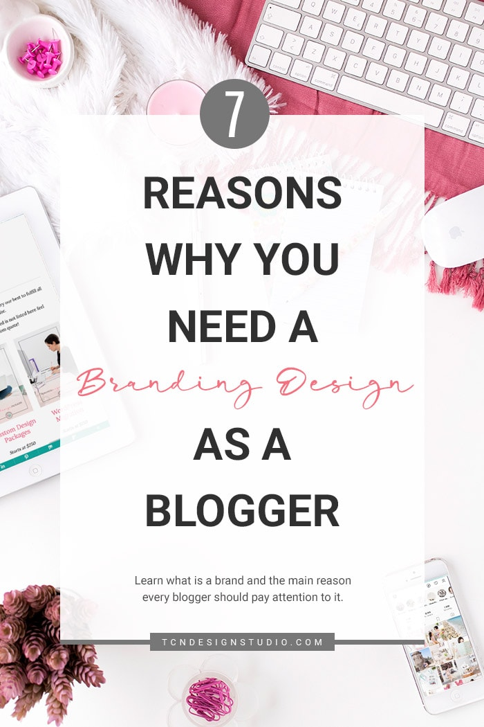 Branding Design: 7 Reasons Why you need it as a Blogger