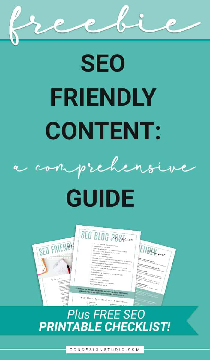 A comprehensive Guide to SEO Friendly Posts
