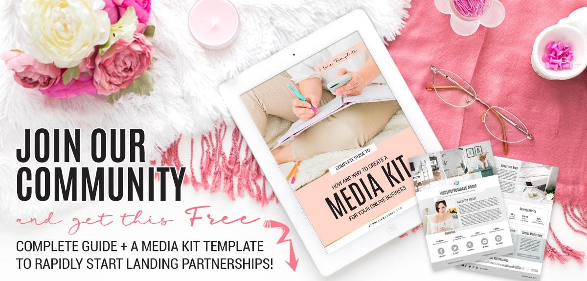 Complete Guite to Media Kit