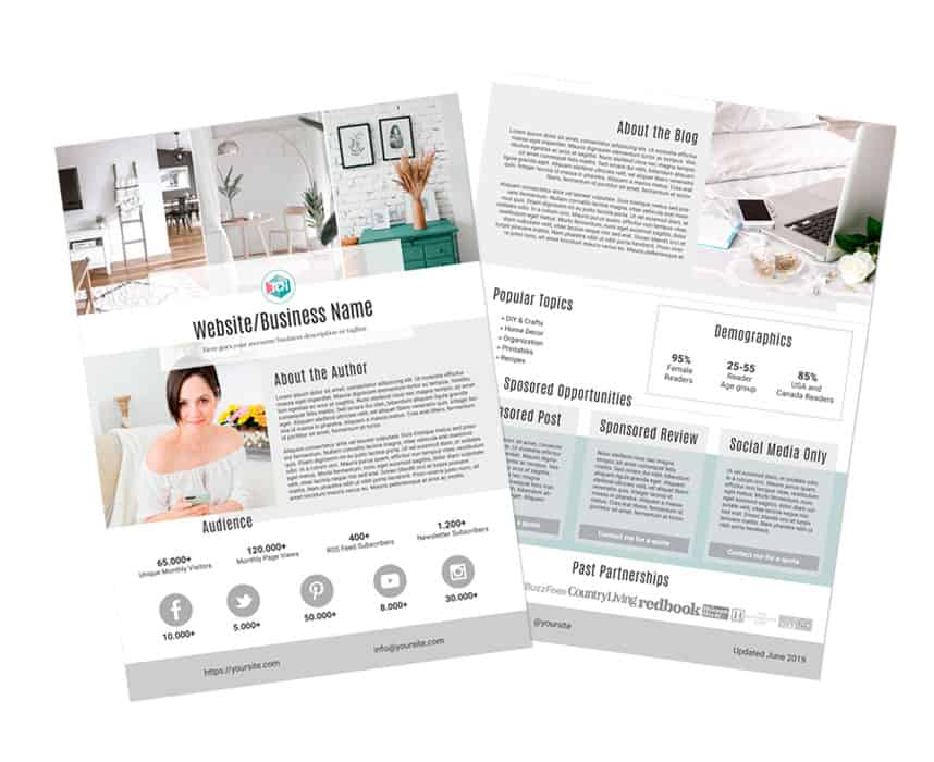 TCN Media Kit Template