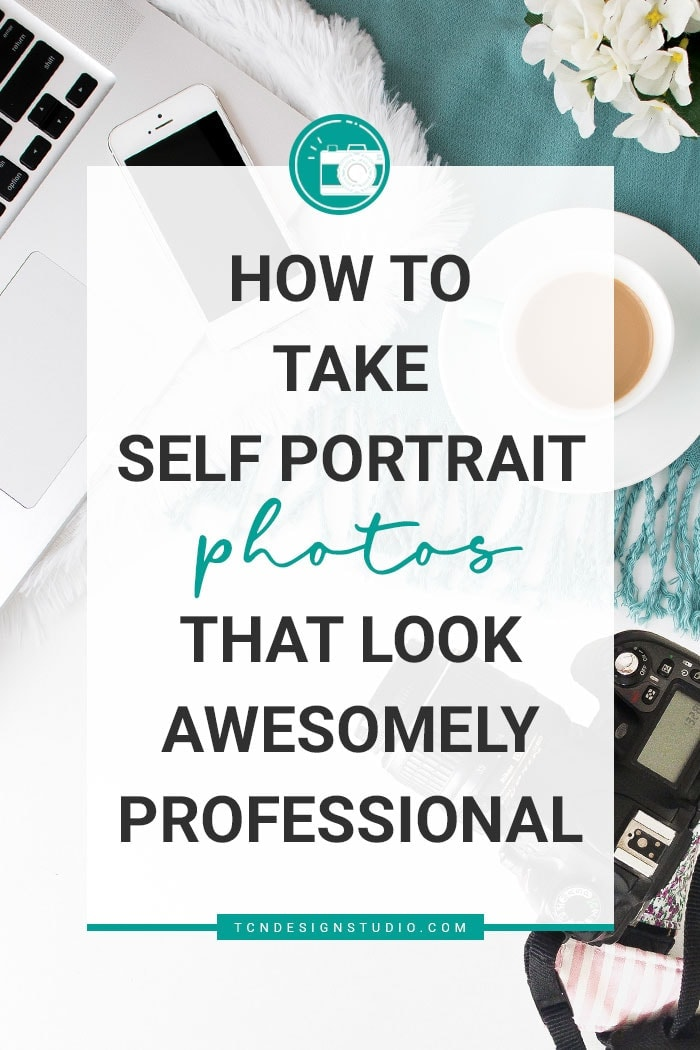 How to Take Self Portrait Photos that Look Professional