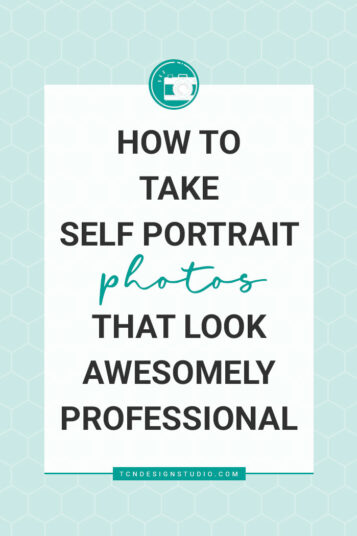 How to Take Self Portrait Photos that Look Awesomely Professional