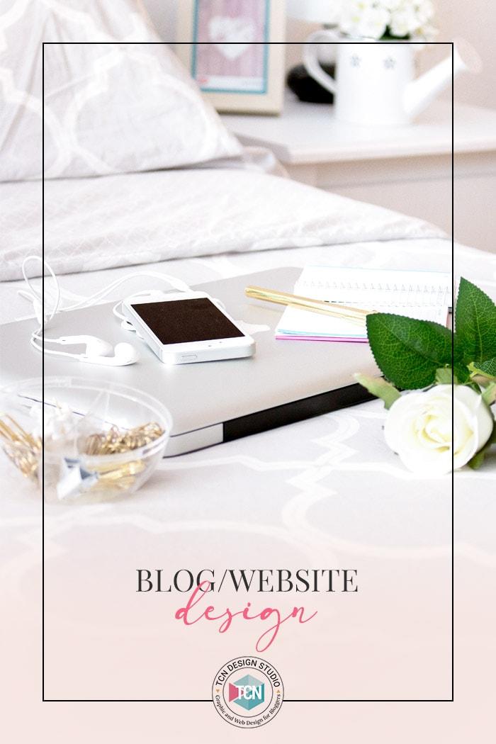 Blog/Website Design Package cover image