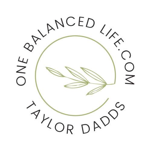 One Balanced Life Submark Logo