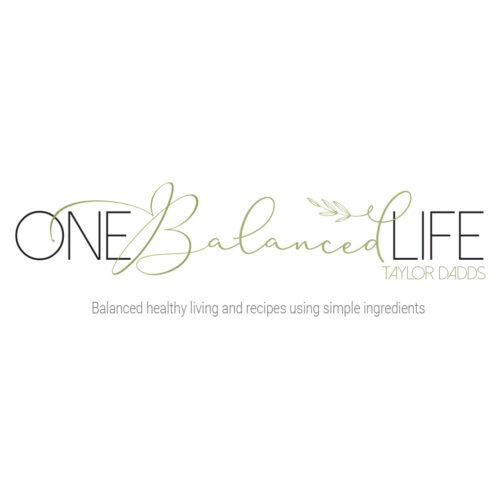 One Balanced Life Main Logo