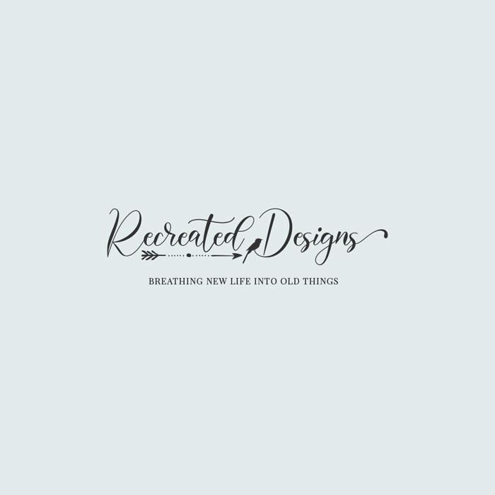 Recreated Designs Branding Logo Refreshment 2020