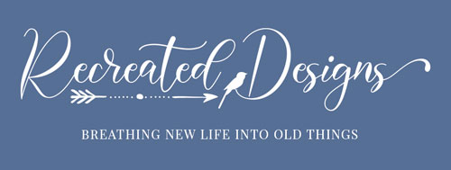 Recreated Designs Main Logo Full Color