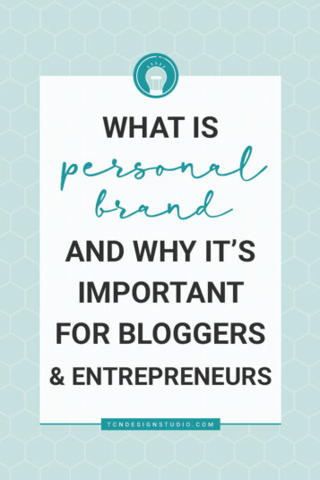 What is Personal Brand and why it's important for bloggers and Entrepreneurs?