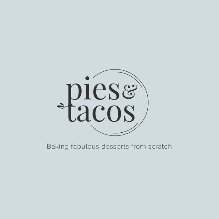 Pies & Tacos Main Logo
