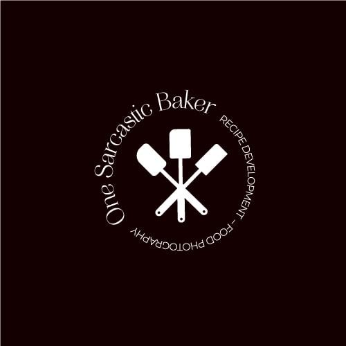 One Sarcastic Baker Sumbark Logo 1B