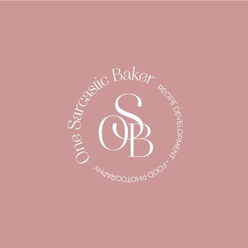 One Sarcastic Baker Sumbark Logo 2A